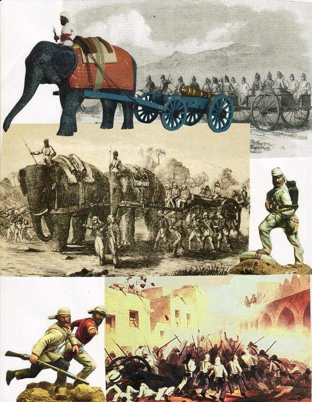 John Nicholson of India and the Mobile Column